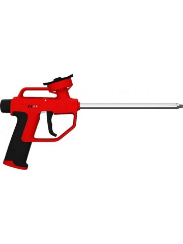 RED PU FOAM GUN