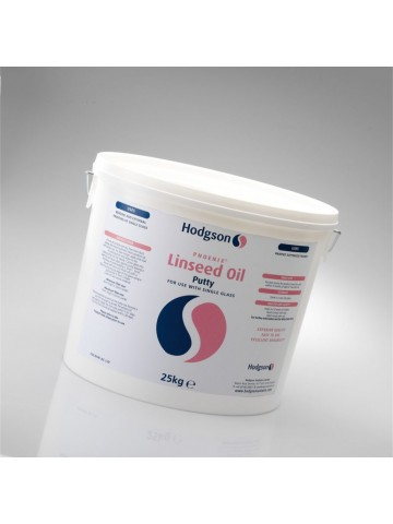 Linseed Oil Putty Natural